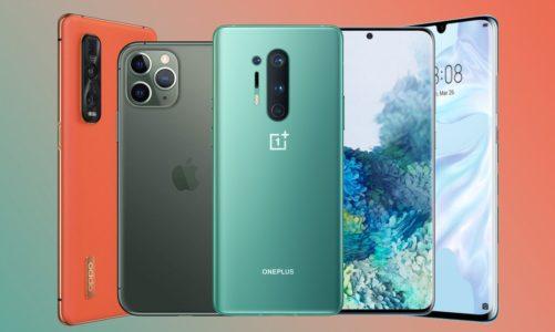 Najlepšie mobily v roku 2020